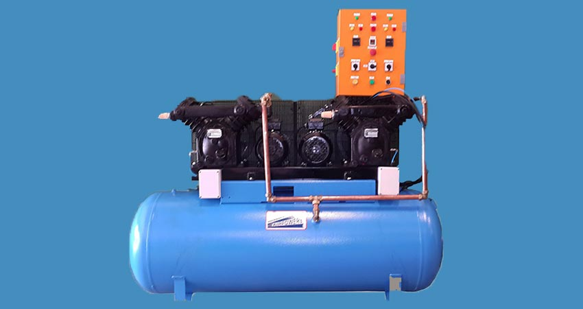Airpower vacuum pumps.