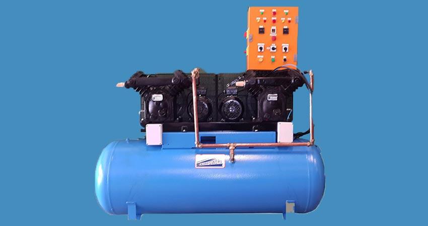 Airpower vacuum pumps.