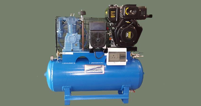 diesel-compresseor